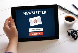 DrehPunkt-Newsletter im Überblick